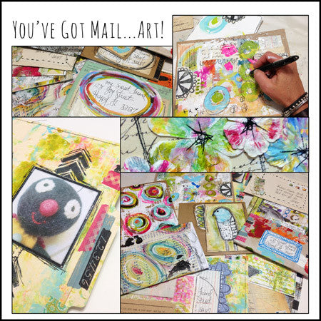 You've Got Mail...Art! Workshop