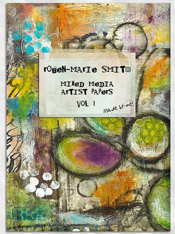 Mixed Media Artist Papers Vol. 1