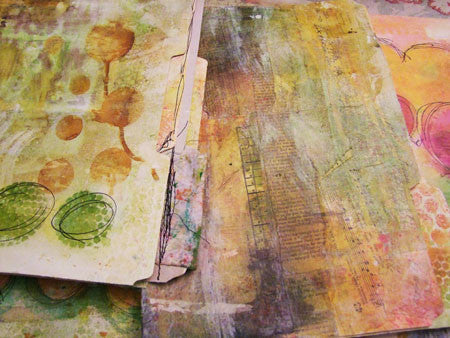 Mixed Media Mayhem Workshop
