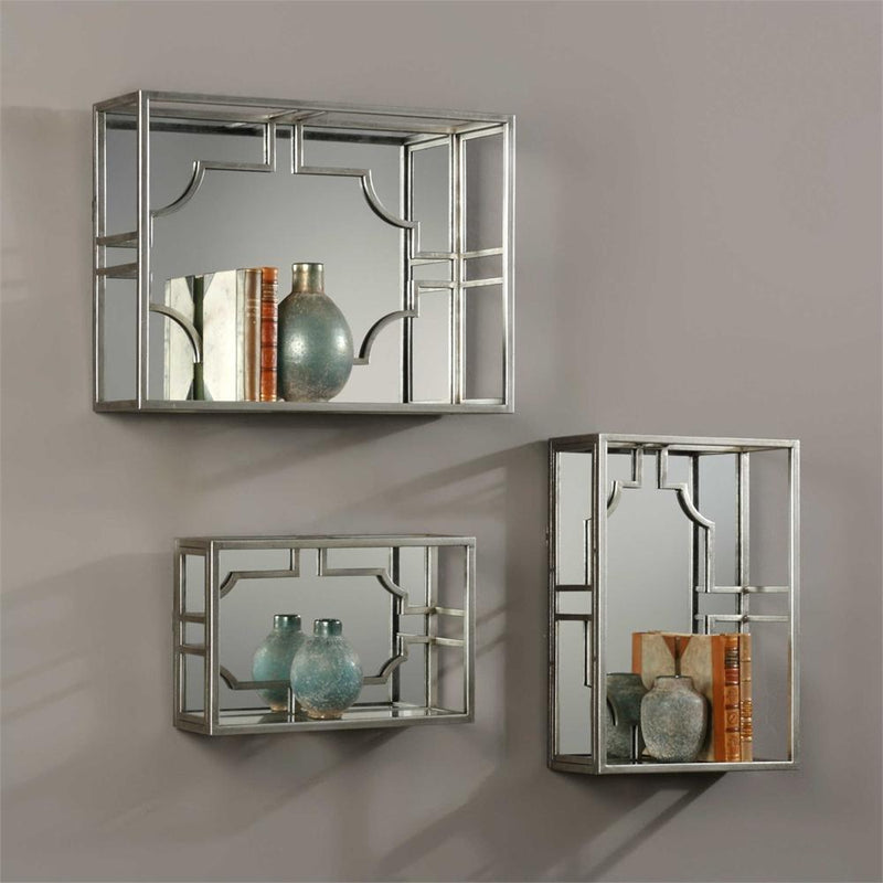 Adoria, Wall Shelves, S/3 (1515319132256)