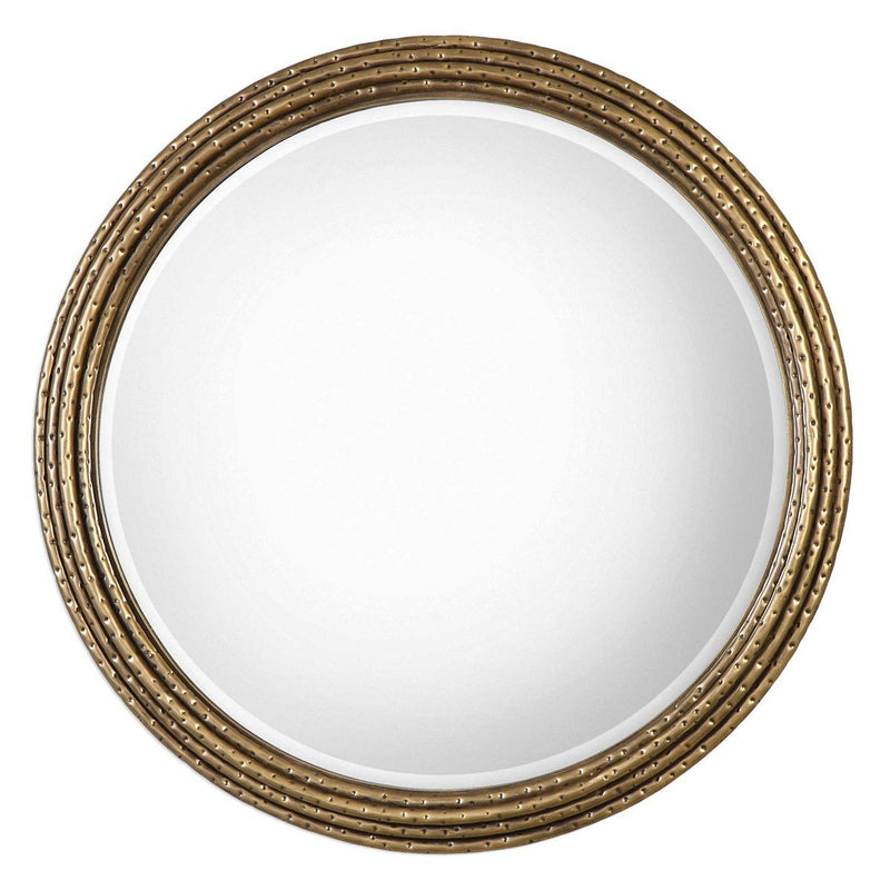 SPERA ROUND MIRROR - Al Rugaib Furniture (4598276063328)