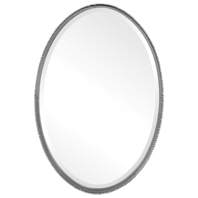 REVA OVAL MIRROR - Al Rugaib Furniture (4612776919136)