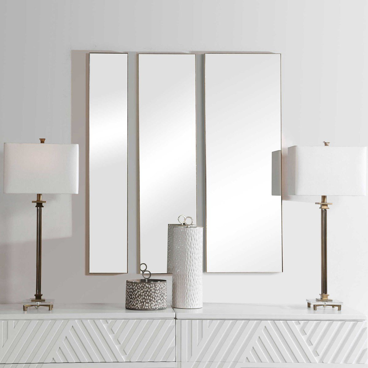 ROWLING MIRRORS, S/3 - Al Rugaib Furniture (4564968472672)