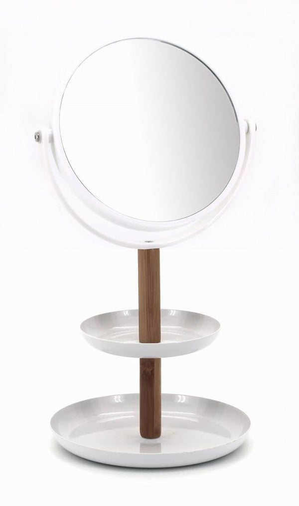 Vanity Mirror Double Sided - Al Rugaib Furniture (4727793582176)
