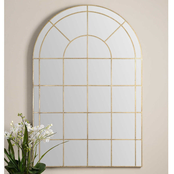 Grantola Arch Mirror - Al Rugaib Furniture (4488496382048)