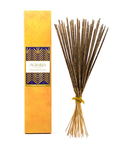 Perfumed Burning Sticks - Lavender & Rosemary - Al Rugaib Furniture (4666007978080)