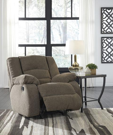 Nason Recliner - Al Rugaib Furniture (1494019080288)