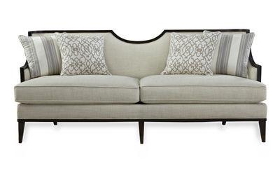 Harper Ivory - Sofa - Al Rugaib Furniture (8642049874)