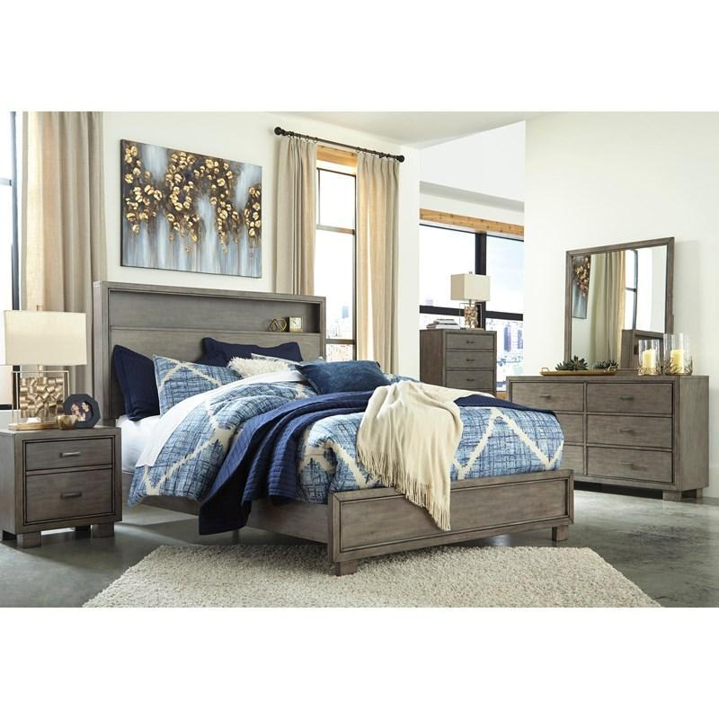 Arnett bedroom set - Al Rugaib Furniture (4584869888096)