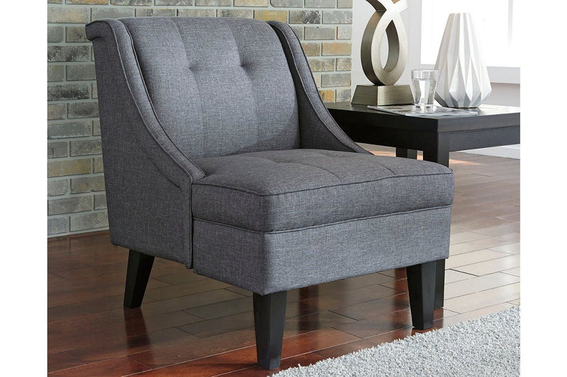 Calion Accent Chair - Al Rugaib Furniture (1320119664736)