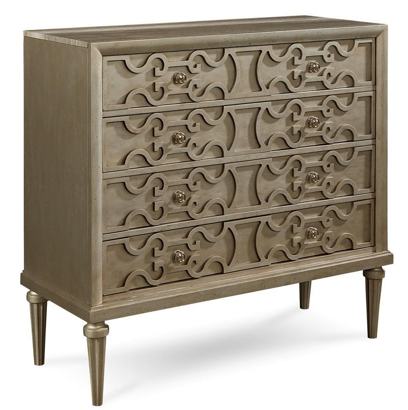 Morrissey - Collen Media Chest - Bezel - Al Rugaib Furniture (9265161618)