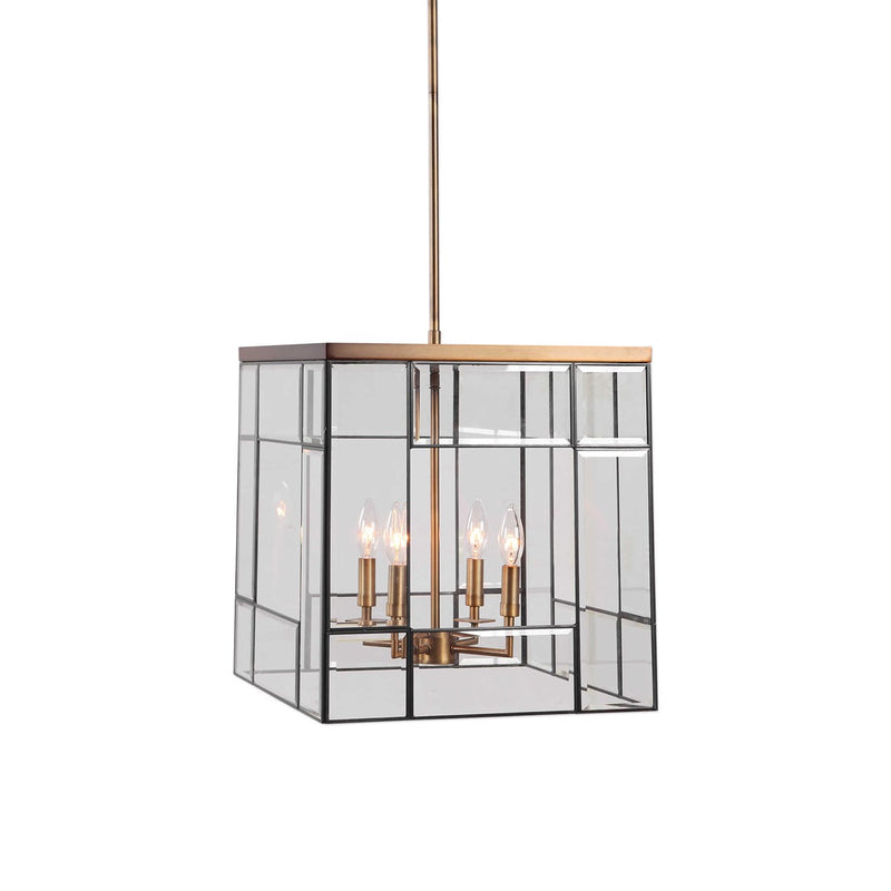 ROMILLY, 4 LT PENDANT - Al Rugaib Furniture (4730522665056)