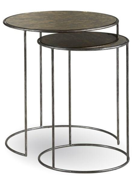 Epicenters - Williamsburg Nesting Tables - Al Rugaib Furniture (9211830866)