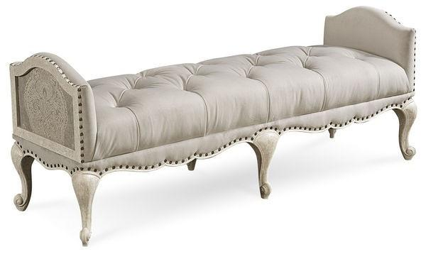 Arch Salvage - Adler Bench - Cirrus - Al Rugaib Furniture (9211355090)