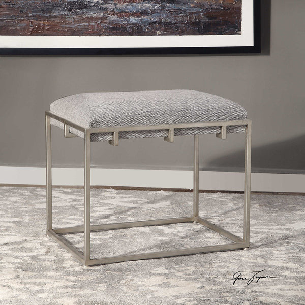 EDIE SMALL BENCH - Al Rugaib Furniture (4494648410208)