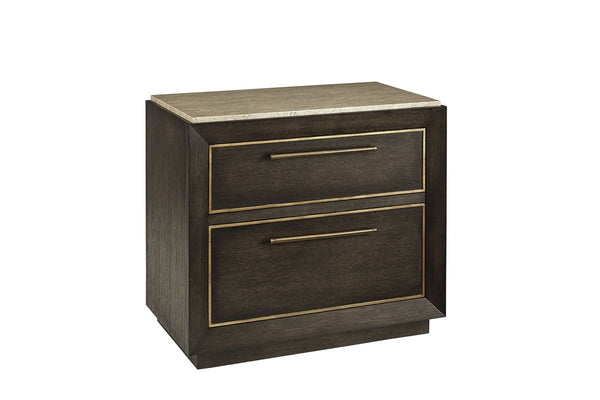 WoodWright - Wright Nightstand - Al Rugaib Furniture (4566923935840)