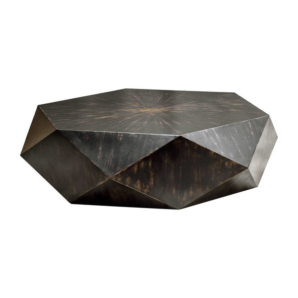 VOLKER COFFEE TABLE - Al Rugaib Furniture (4489950593120)