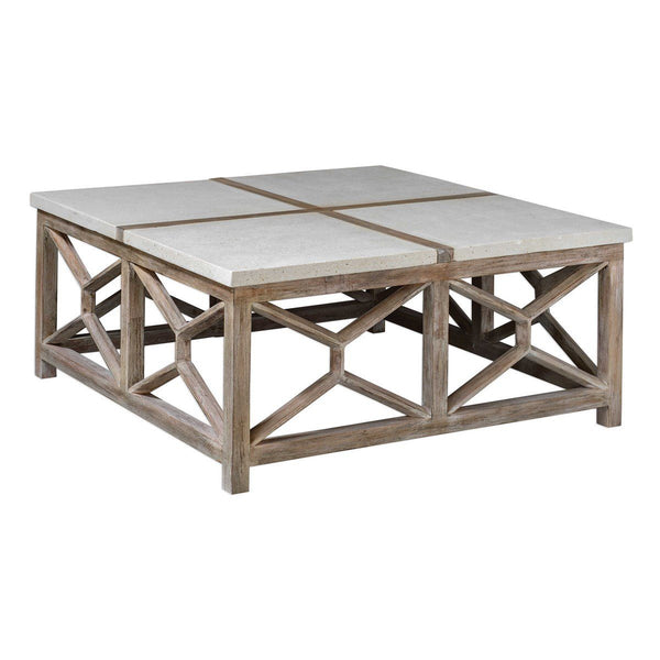 Catali Coffee Table - Al Rugaib Furniture (4490635247712)