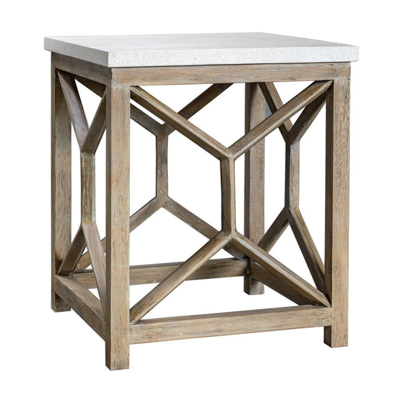 Catali End Table (4488697217120)