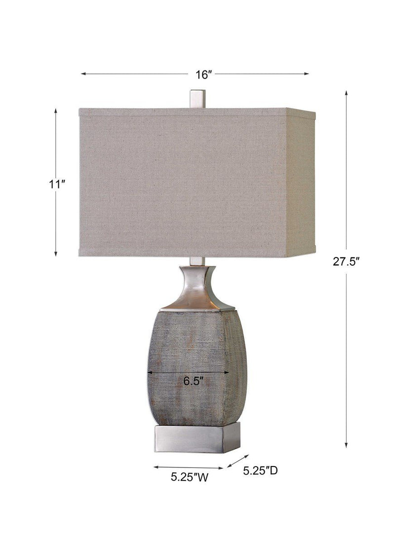 CAFFARO TABLE LAMP - Al Rugaib Furniture (4660041089120)