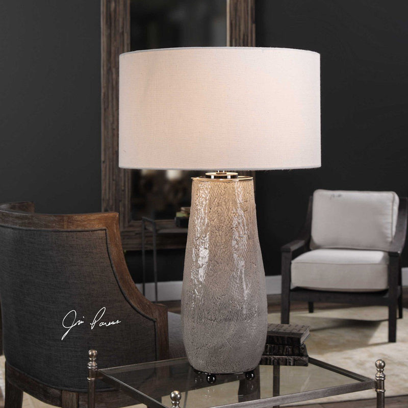 BALKANA TABLE LAMP - Al Rugaib Furniture (4659116146784)
