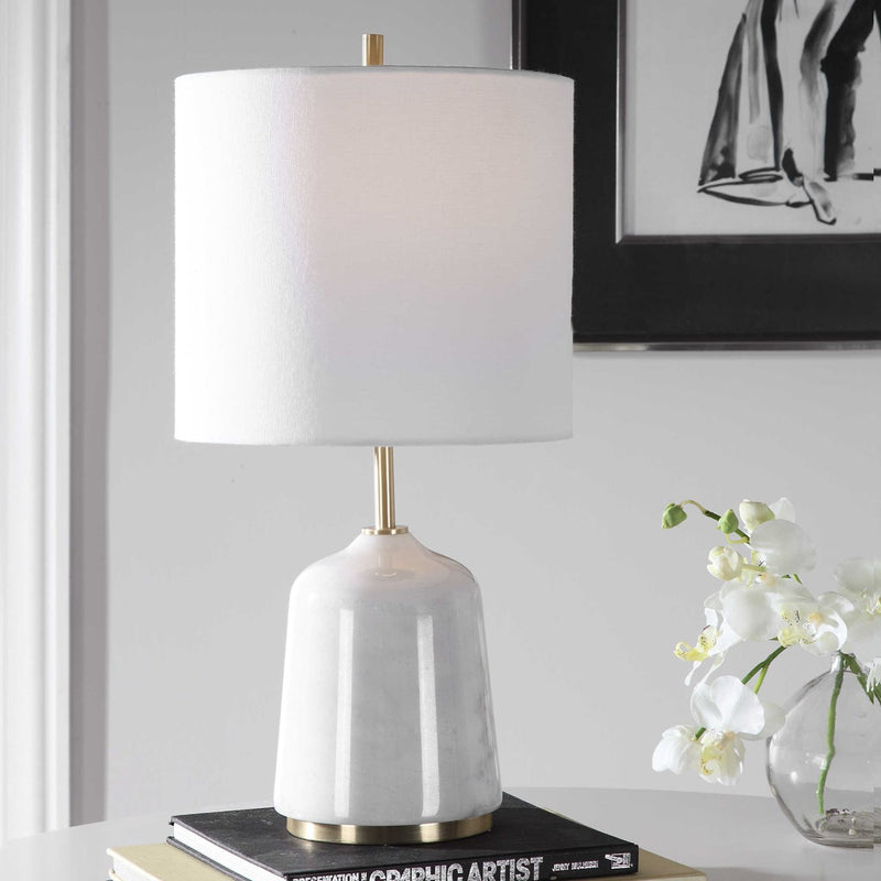 ELOISE TABLE LAMP - Al Rugaib Furniture (4729697206368)