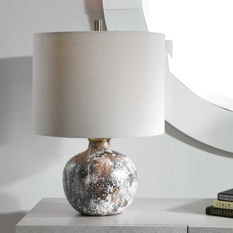LUANDA ACCENT LAMP - Al Rugaib Furniture (4729586450528)