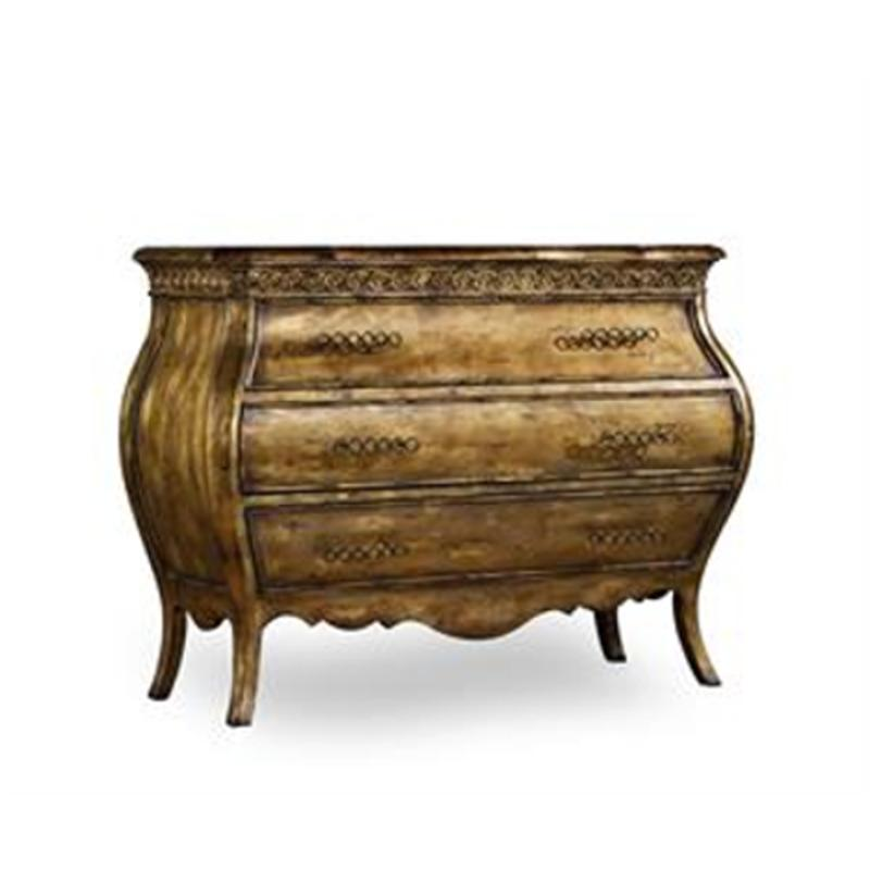 Three Drawer Nightstand - Bling - Al Rugaib Furniture (4730517618784)