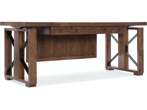 Home Office Elon Lift Desk - Al Rugaib Furniture (4685960708192)
