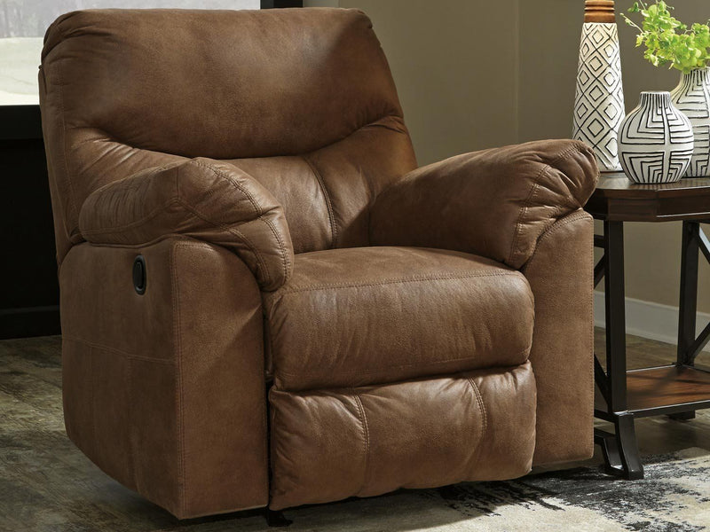 Boxberg Recliner - Al Rugaib Furniture (4654839726176)