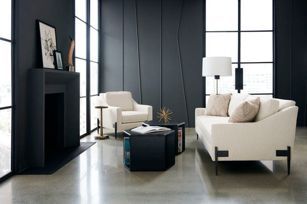 Modern Artisan Remix Sofa and Chair Set  (4735718981728)