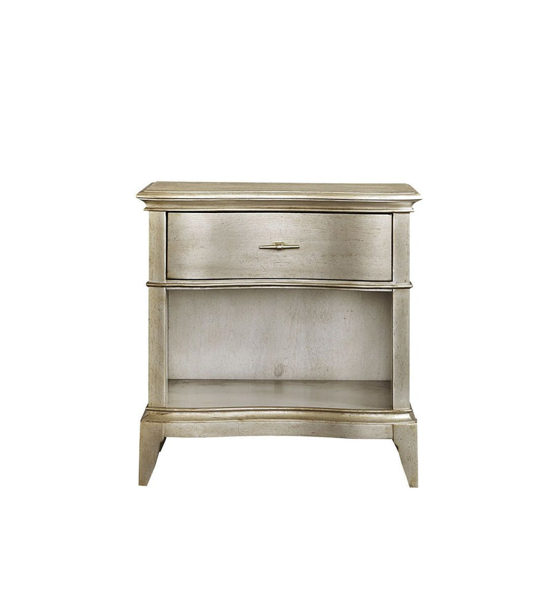 Starlite - Open Nightstand - Al Rugaib Furniture (1478789038176)