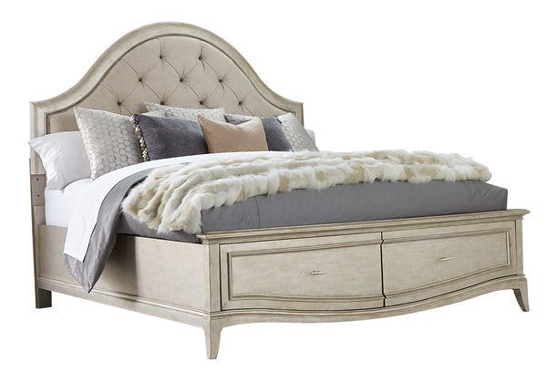 Starlite - 6/6 Uph Panel Bed w/ Storage - Al Rugaib Furniture (2128674193504)