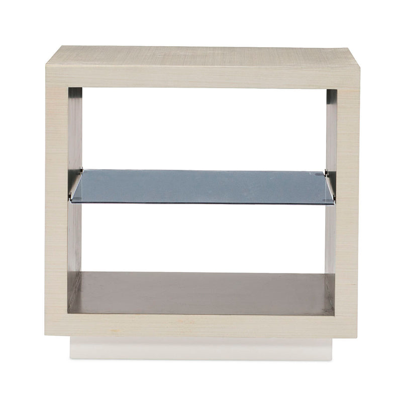 MODERN REPETITION - EXPOSITION END TABLE - Al Rugaib Furniture (4730721534048)