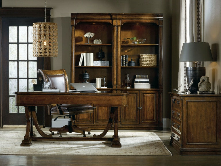 Home Office Tynecastle Writing Desk - Al Rugaib Furniture (4689309139040)