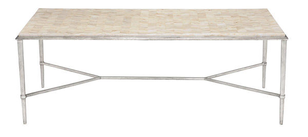 Solange Rectangular Cocktail Table - Al Rugaib Furniture (4308951859296)