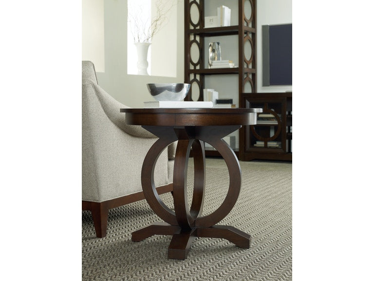 Hooker - Kinsey Round End Table (9258411858)