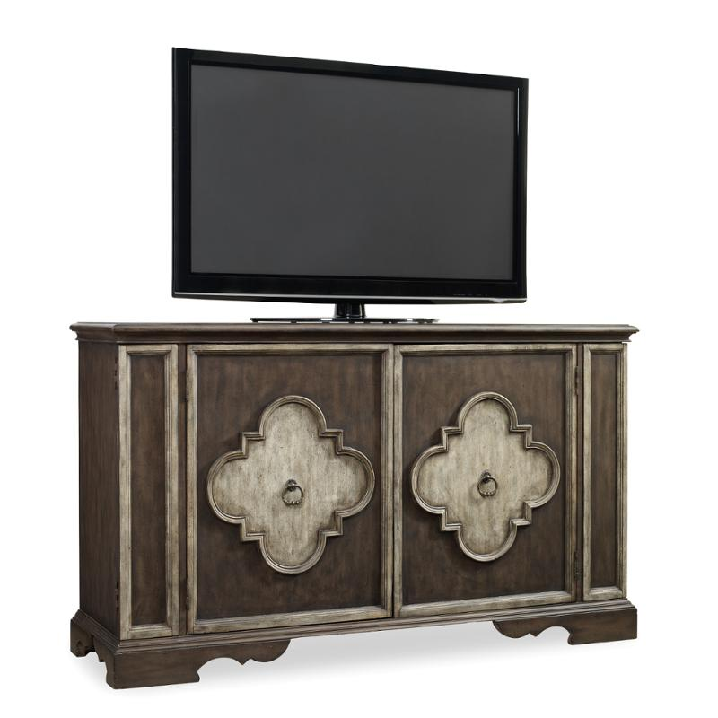 Hooker - Two Door Console alrugaib furniture (9258415186)