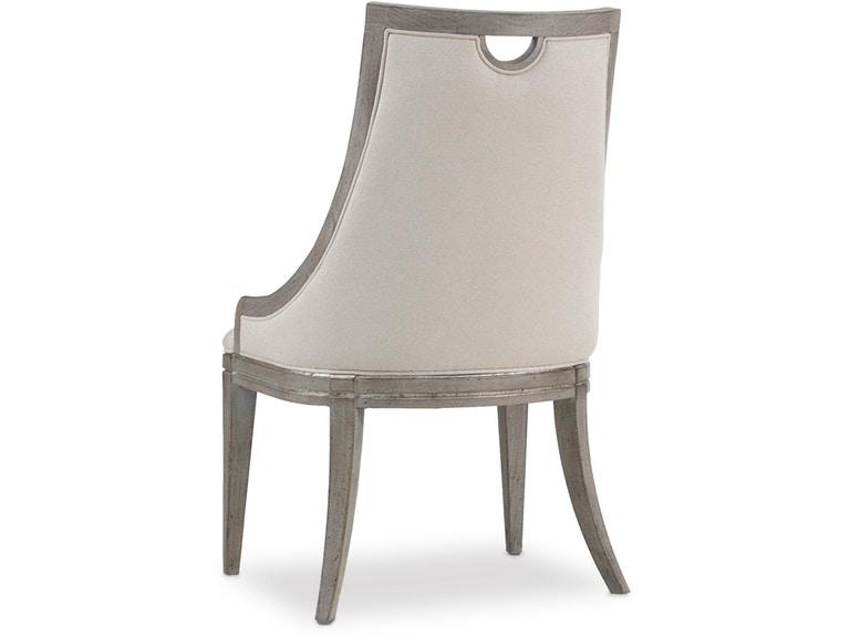Sanctuary Upholstered Side Chair (4508724658272)