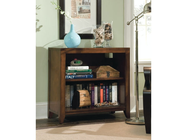 Home Office Danforth Low Bookcase - Al Rugaib Furniture (4686507049056)