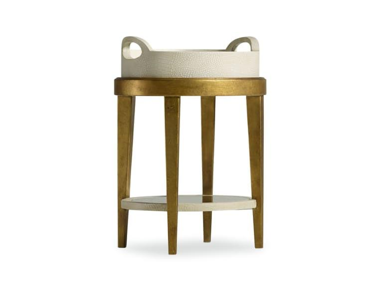 Glided Accent Table - Al Rugaib Furniture (8731749842)