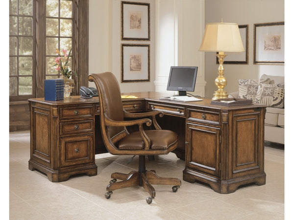 Home Office Brookhaven Executive L Right Return - Al Rugaib Furniture (4685993377888)