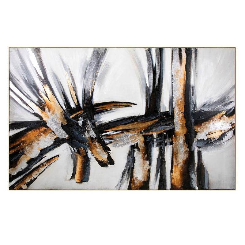 NK Ambience Oversized Framed Oil Painting (4788998176864)