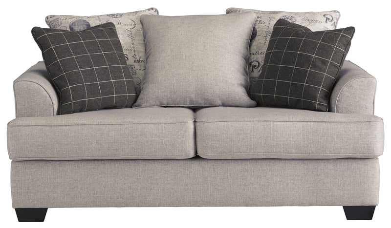 Velletri Loveseat - Al Rugaib Furniture (2128876404832)