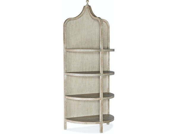 Home Office Repose Bookcase - Al Rugaib Furniture (4689913446496)