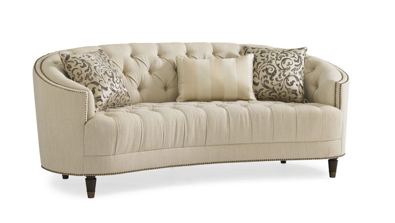 Classic Elegance - Sofa - Al Rugaib Furniture (4295531004000)