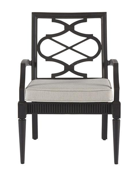 Morrissey Outdoor - Phillips Arm Dining Chair (4661714878560)