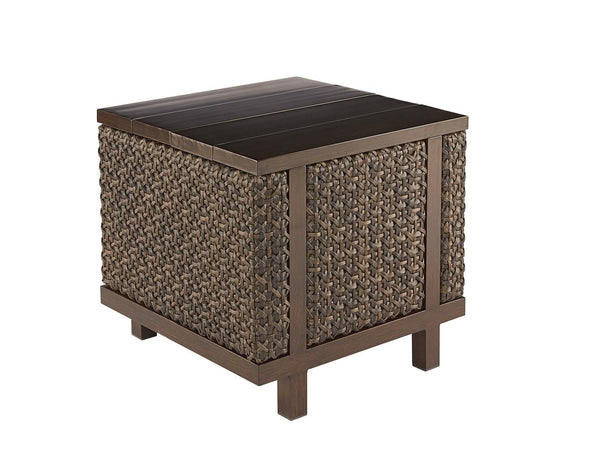 Epicenters Outdoor - Greenwich Rect. End Table - Al Rugaib Furniture (764806791264)