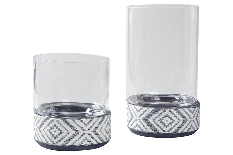 Dornitilla Candle Holder (Set of 2) - Al Rugaib Furniture (1964468338784)