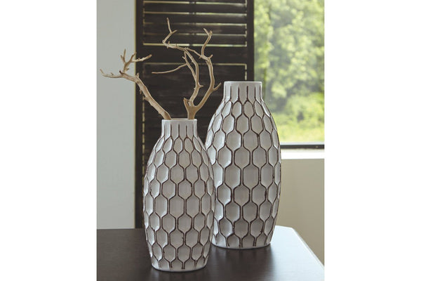 Dionna Vase (Set of 2) - Al Rugaib Furniture (1965019398240)